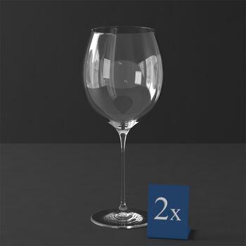 Allegorie Premium Rotweinglas, 2 Stück, für Burgunder