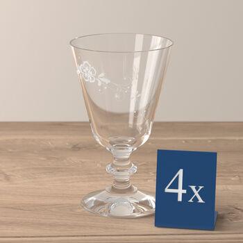 Vieux Luxembourg Rotweinglas, 4 Stück