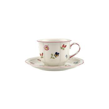 Petite Fleur ensemble à cappuccino, 2pièces