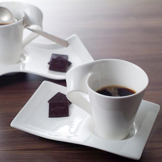 NewWave Caffè grande sous-tasse à café 22x17cm, , large