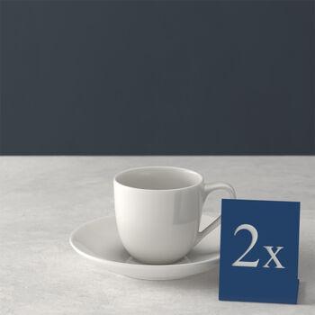 For Me Espresso-Set für 2 Personen