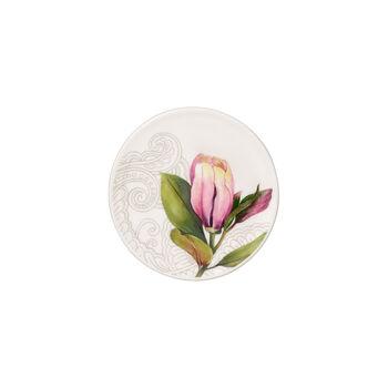 Quinsai Garden Untersetzer, Durchmesser 11 cm, Weiß/Bunt
