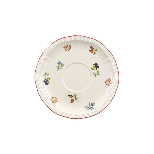 Petite Fleur piattino per tazza da cappuccino, , large