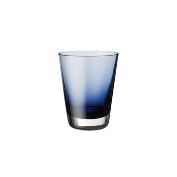 Colour Concept bicchiere da cocktail/acqua Midnight Blue