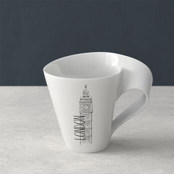 Modern Cities mug à café, Londres, 300ml