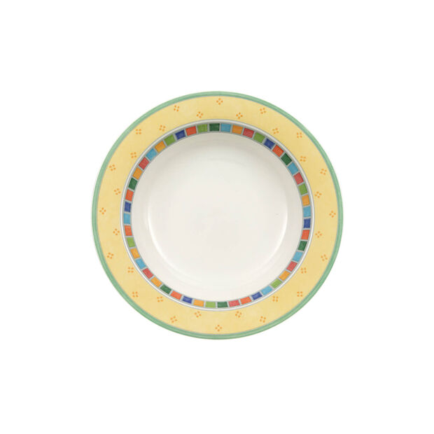 Twist Alea Limone assiette calotte, , large