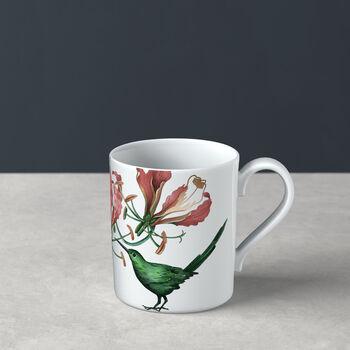 Avarua mug à café, 300ml, blanc/multicolore