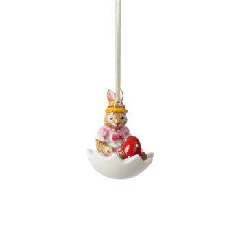 Bunny Tales Ornament Anna in Ei-Schale