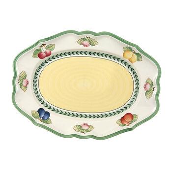 French Garden Fleurence ovale Platte 37  cm