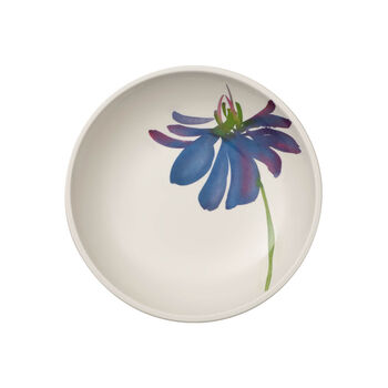 Artesano Flower Art coupe plate