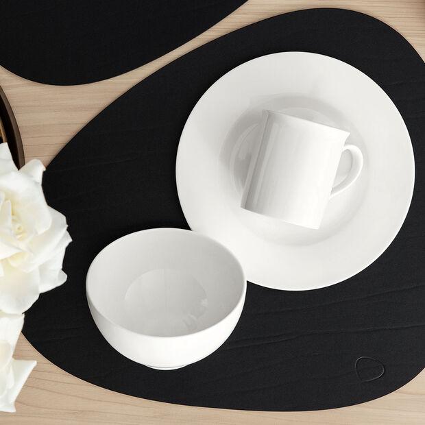 Twist White Ensemble petit-déjeuner pour deux personnes, 6pièces, , large