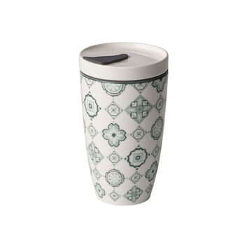 Modern Dining To Go Jade mug Coffee-to-go