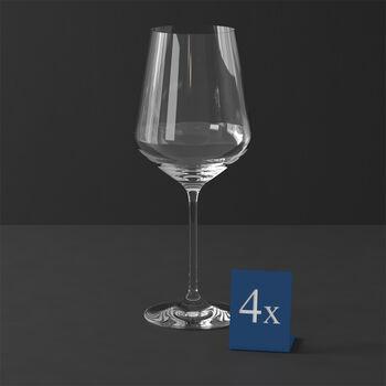 La Divina Rotweinglas, 4 Stück