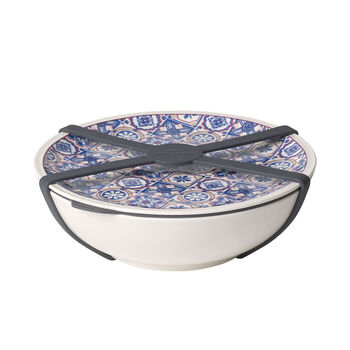 Modern Dining To Go Indigo coupe L
