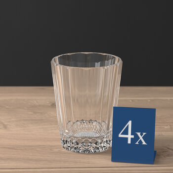 Opéra Wasserglas 4er-Set