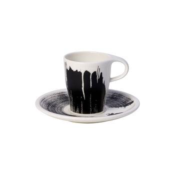 Coffee Passion Awake ensemble à double expresso, 2pièces