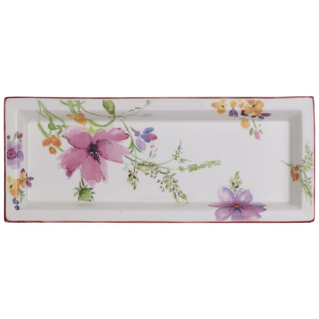 Mariefleur Gifts Coupelle rectangulaire 23,6x9,7cm, , large