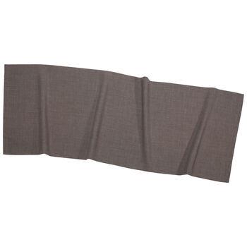Textil Uni TREND Tischläufer grafit 50x140cm
