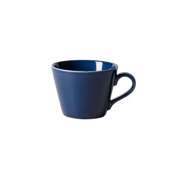 Organic Dark Blue tasse à café, bleu foncé, 270ml