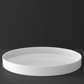 MetroChic blanc Gifts Coppa di portata / decorativo 33x33x4cm