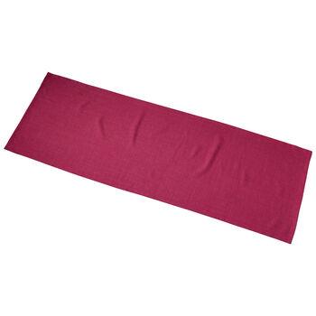 Textil Uni TREND Striscia centrotavola Red Plum 50x140cm