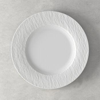 Manufacture Rock Blanc Speiseteller