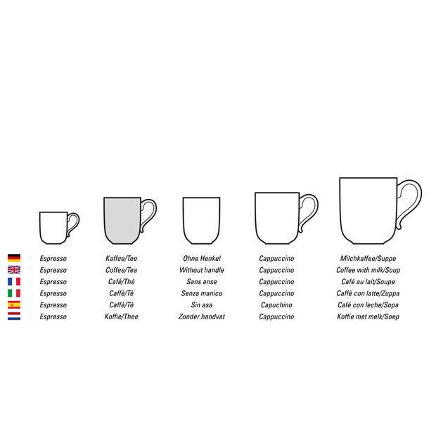 Audun Ferme Tasse à café/thé sans soucoupe, , large