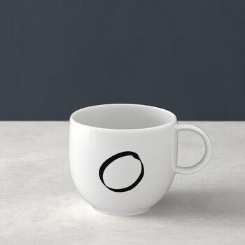 Mug Letters O 13x10x8cm