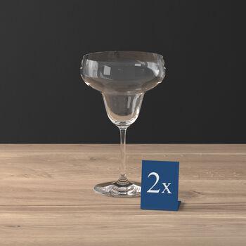 Purismo Bar ensemble de 2verres à Margarita
