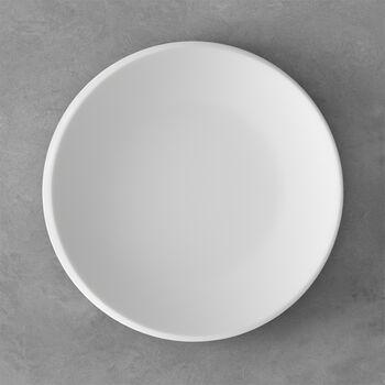 NewMoon Speiseteller, 27 cm, Weiß