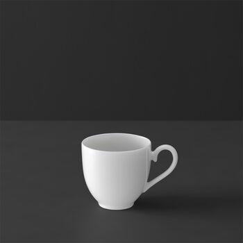 White Pearl Mokka-/Espressoobertasse