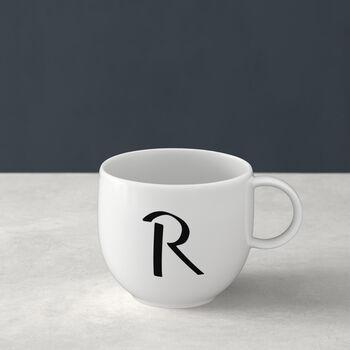 Mug Letters R 13x10x8cm