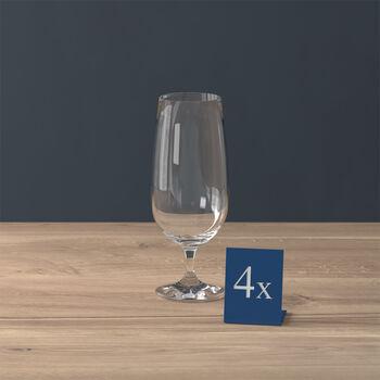 Entrée Bicchiere birra Set 4 pz 185mm