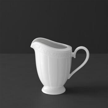 White Pearl petit pot à lait 6pers.