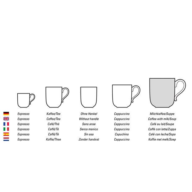 Home Elements tazza da cappuccino, , large