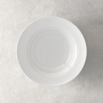 NEO White piatto fondo 23x23x6cm