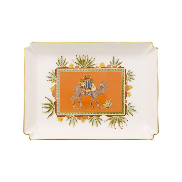 Samarkand Mandarin Gifts Piatto decorativo grande 28x21cm, , large