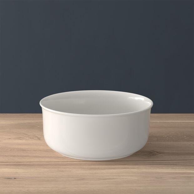 Twist White runde Schüssel, , large