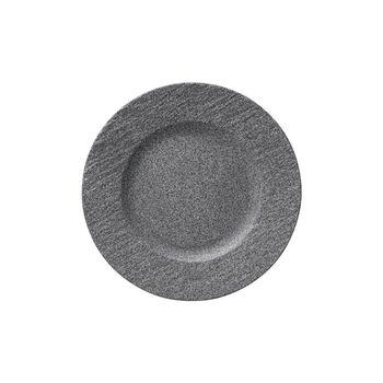 Manufacture Rock Granit piatto da colazione, 22 cm, grigio