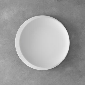 NewMoon piatto da portata, 37 cm, bianco