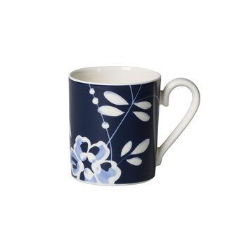 Vieux Luxembourg Brindille tazza grande da caffè blu