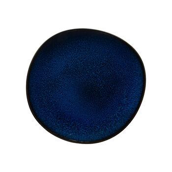 Lave Bleu assiette à dessert
