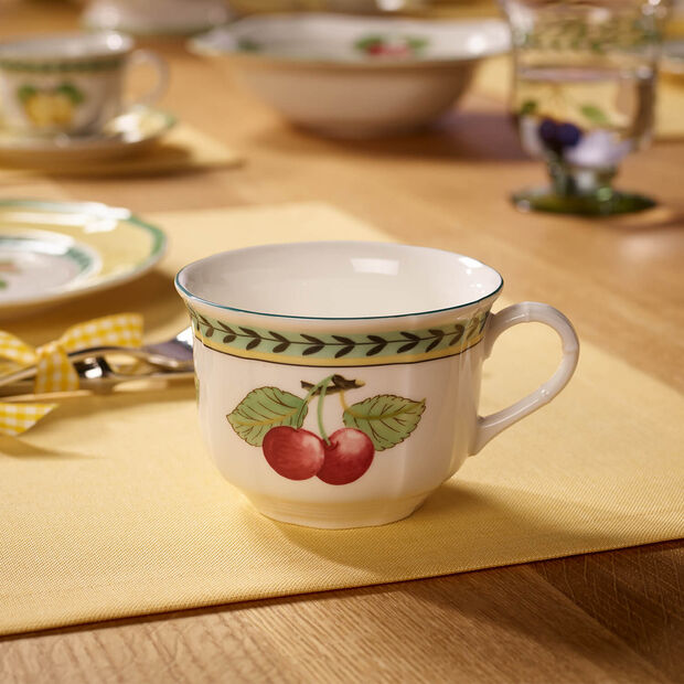 French Garden Fleurence Cappuccinotasse, , large