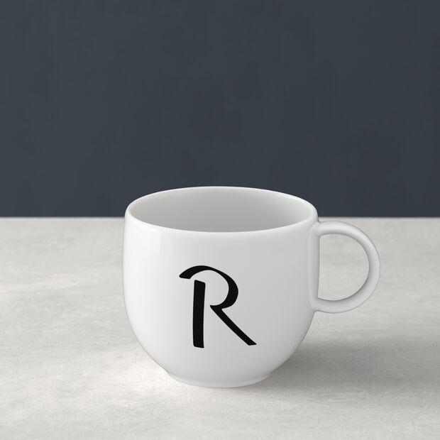 Letters Becher R 13x10x8cm, , large