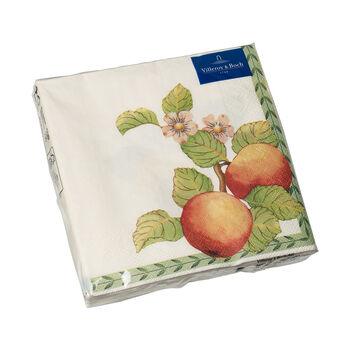Papier Servietten French Garden Modern Fruits 33x33cm