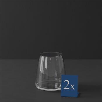 MetroChic verre d'eau, 2pièces, 110cm, 565ml