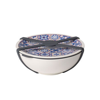 Modern Dining To Go Indigo coupe M