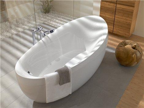 Vasca Da Bagno Villeroy Boch Prezzi : La collezione aveo di villeroy & boch u2013 design moderno per il vostro