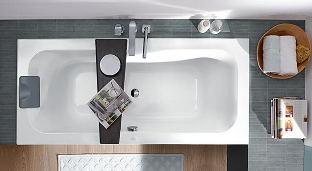 Kleines Bad Mit Badewanne Was Ist Moglich Villeroy Boch