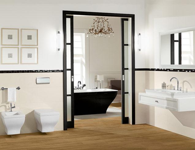 Quipement de salle de bain le wellness la maison for Villeroy et boch salle de bain